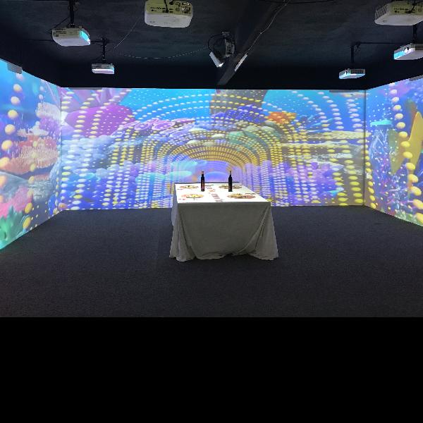 三折幕投影,投影设备_欧宝体育app下载地址VR