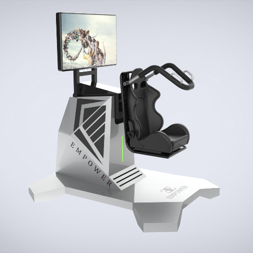 江苏赋助智能动感模拟追风逐电VR360