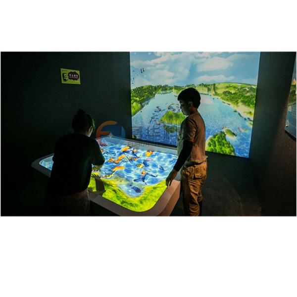 魔幻沙池互动投影 互动体验式游戏设备