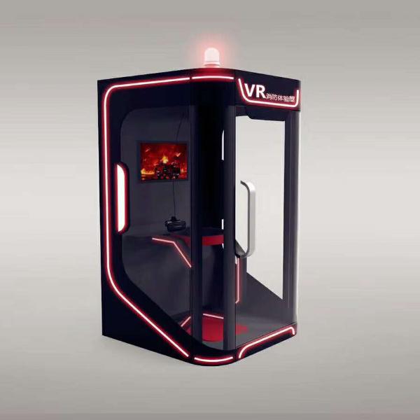 VR消防演练系统