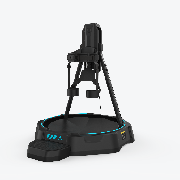 KAT Walk mini VR万向行动平台/VR跑步机