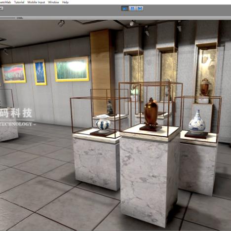 VR虚拟展览馆