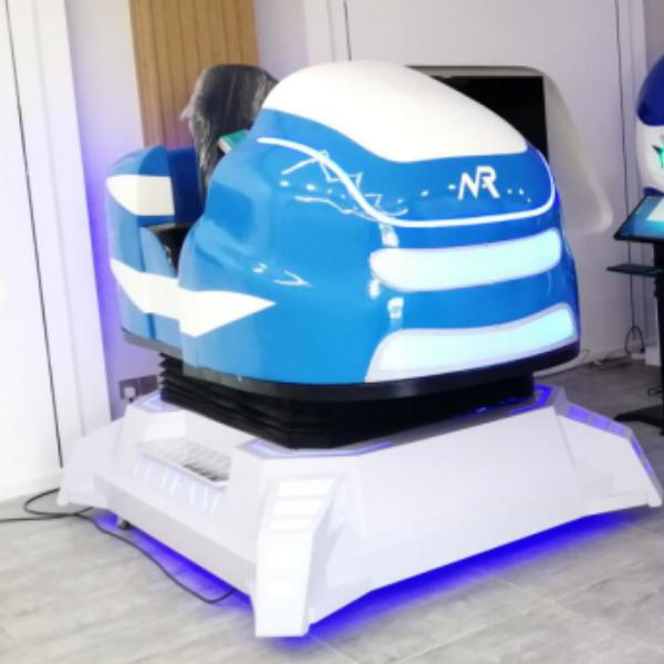 VR交通驾驶危险模拟体验设备(三轴动感)