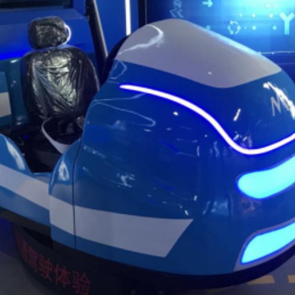 VR交通驾驶危险模拟体验设备(360°动感)
