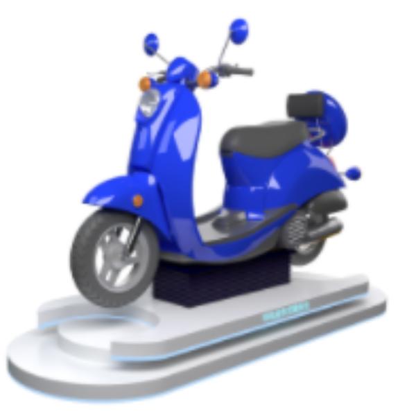VR电动自行车驾驶模拟设备