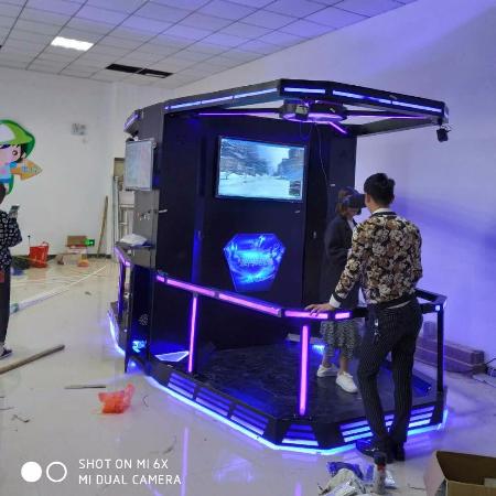 银河幻影HTC互动舞台(设备可租赁可采购)厂家直发