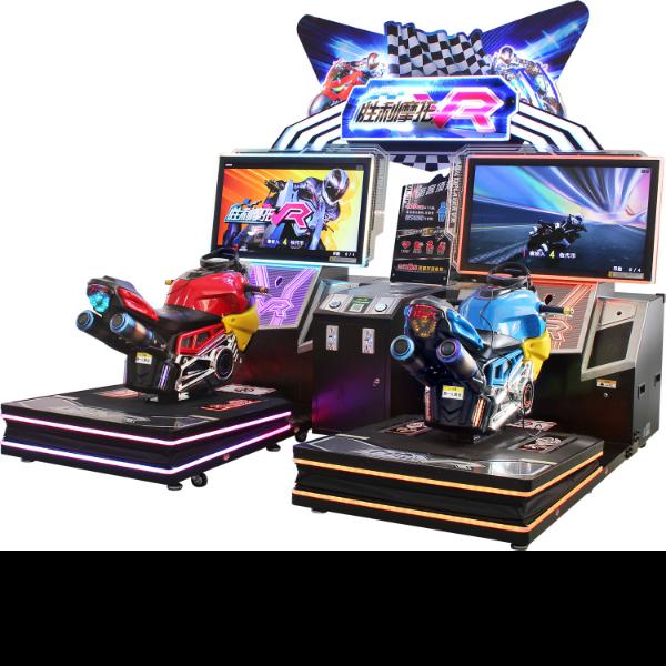 胜利摩托VR
