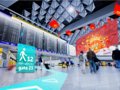 看大兴机场如何巧用AR营销,引爆商业客流!