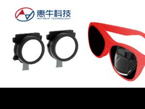 惠牛科技在第二届AR/VR光学应用高峰论坛发表《VR&AR显示光学分析》的演说