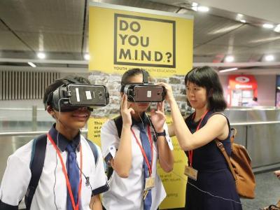 心理健康知识普及如何进行?新加坡人这么做!
